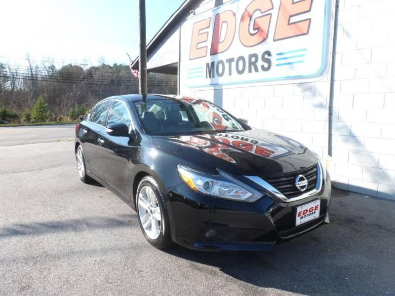 2017 Nissan Altima for sale at Edge Motors in Mooresville NC