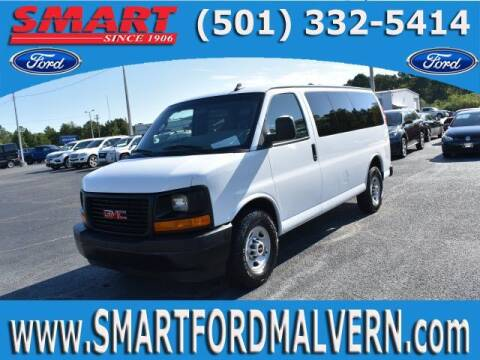 2017 GMC Savana Passenger for sale at Smart Auto Sales of Benton in Benton AR