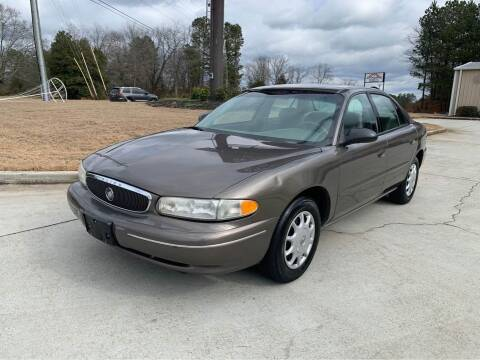 2003 Buick Century for sale at Two Brothers Auto Sales in Loganville GA