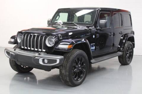 2021 Jeep Wrangler Unlimited for sale at Road Runner Auto Sales WAYNE in Wayne MI