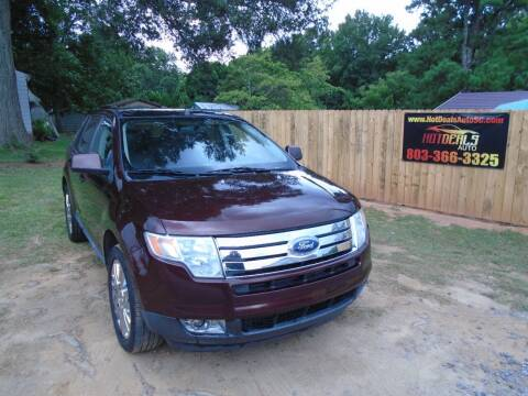 2009 Ford Edge for sale at Hot Deals Auto LLC in Rock Hill SC