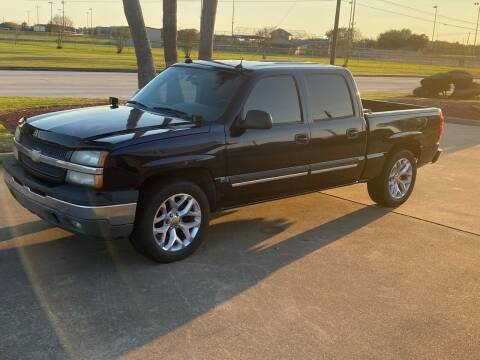 2005 Chevrolet Silverado 1500 for sale at M A Affordable Motors in Baytown TX