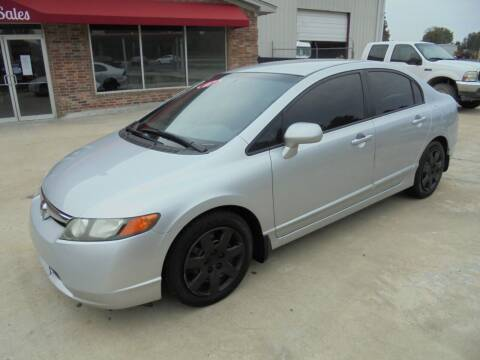 2007 Honda Civic for sale at US PAWN AND LOAN in Austin AR