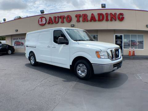 2015 Nissan NV Cargo for sale at LB Auto Trading in Orlando FL