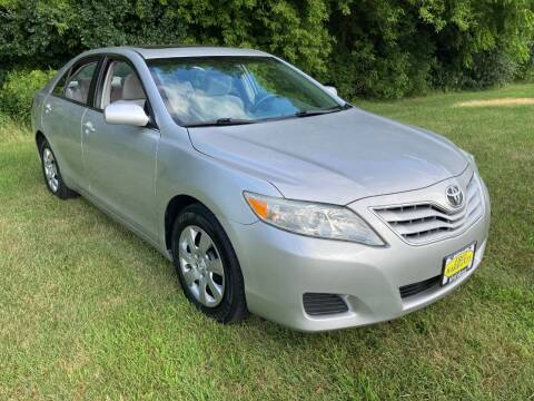 2010 Toyota Camry for sale at M & M Motors in West Allis WI