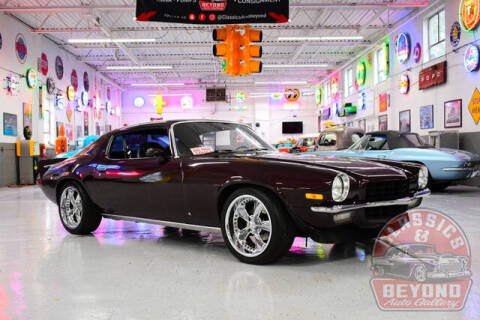 1971 Chevrolet Camaro for sale at Classics and Beyond Auto Gallery in Wayne MI