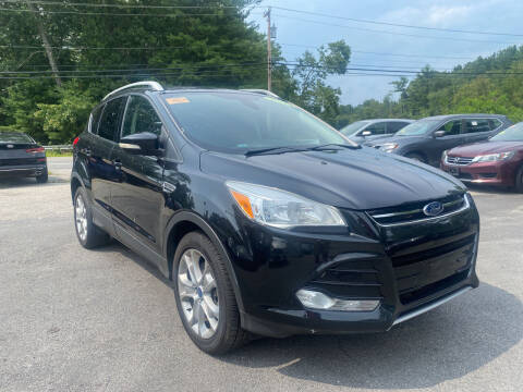 2015 Ford Escape for sale at Royal Crest Motors in Haverhill MA