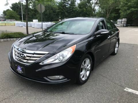 2011 Hyundai Sonata for sale at B&B Auto LLC in Union NJ
