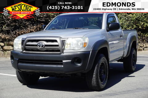 2009 Toyota Tacoma for sale at West Coast Auto Works in Edmonds WA