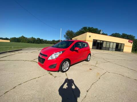 2014 Chevrolet Spark for sale at Xtreme Auto Mart LLC in Kansas City MO