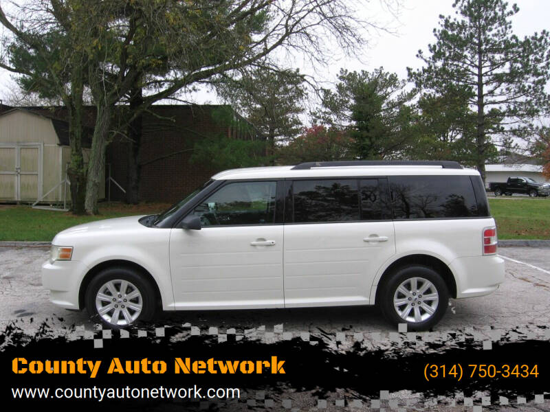 2010 Ford Flex for sale at County Auto Network in Ballwin MO