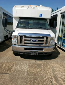2016 Ford E-450ShuttleBus for sale at Allied Fleet Sales in Saint Charles MO