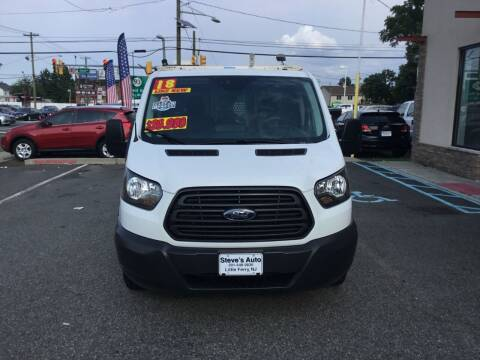 2018 Ford Transit Cargo for sale at Steves Auto Sales in Little Ferry NJ