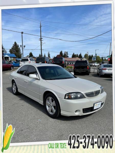 2006 Lincoln LS for sale at Corn Motors in Everett WA