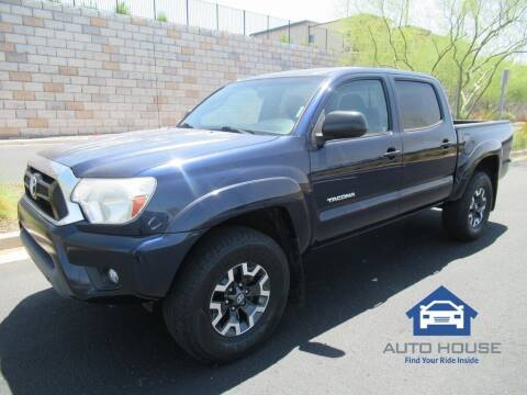 2013 Toyota Tacoma for sale at AUTO HOUSE TEMPE in Tempe AZ