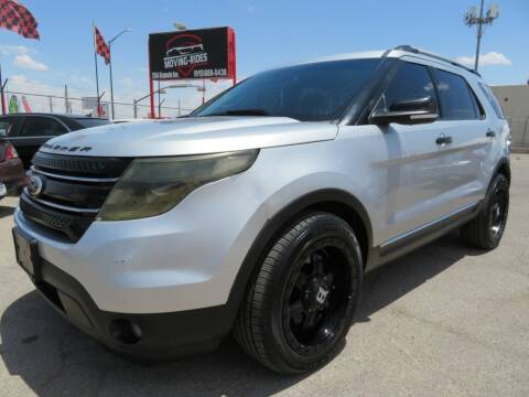 2014 Ford Explorer for sale at Moving Rides in El Paso TX