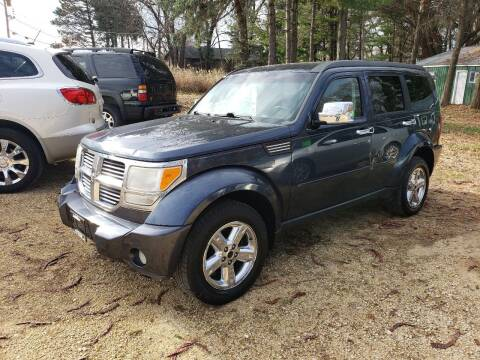 2008 Dodge Nitro for sale at Northwoods Auto & Truck Sales in Machesney Park IL