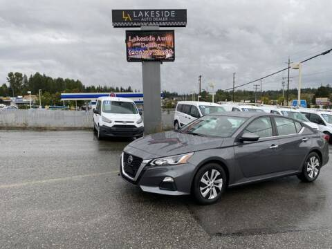 2020 Nissan Altima for sale at Lakeside Auto in Lynnwood WA