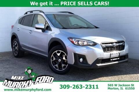 2018 Subaru Crosstrek for sale at Mike Murphy Ford in Morton IL