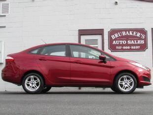 2017 Ford Fiesta for sale at Brubakers Auto Sales in Myerstown PA