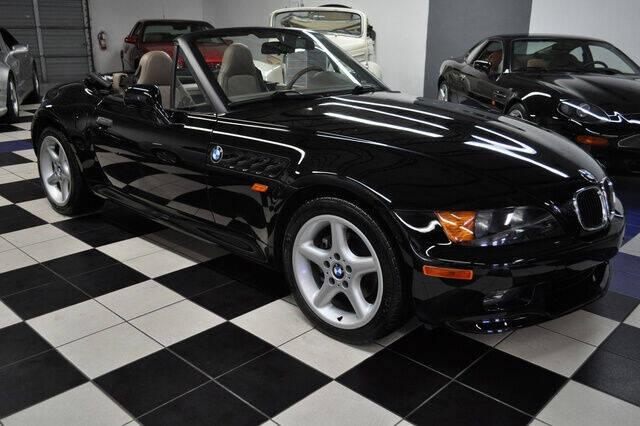 1997 BMW Z3 for sale at Podium Auto Sales Inc in Pompano Beach FL