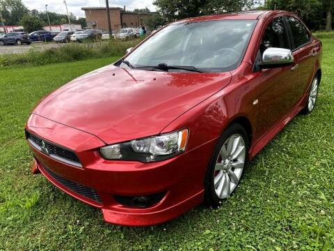 2011 Mitsubishi Lancer for sale at Cleveland Avenue Autoworks in Columbus OH