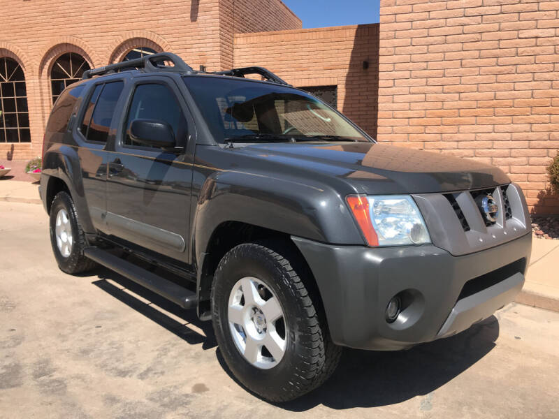 2006 Nissan Xterra for sale at Freedom  Automotive in Sierra Vista AZ