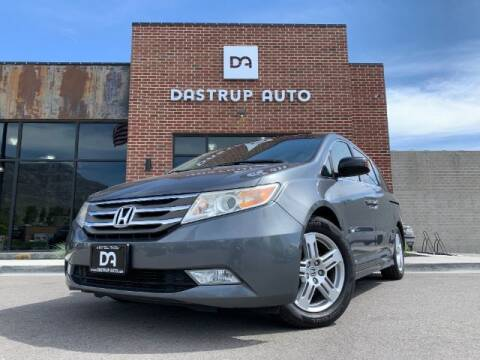 2011 Honda Odyssey for sale at Dastrup Auto in Lindon UT