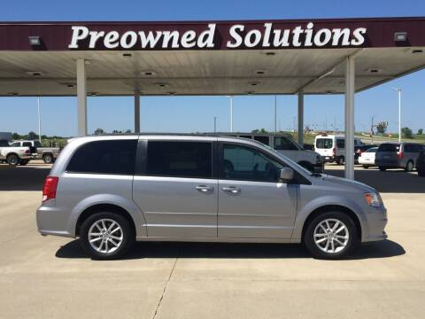 2014 Dodge Grand Caravan for sale at Preowned Solutions in Urbandale IA