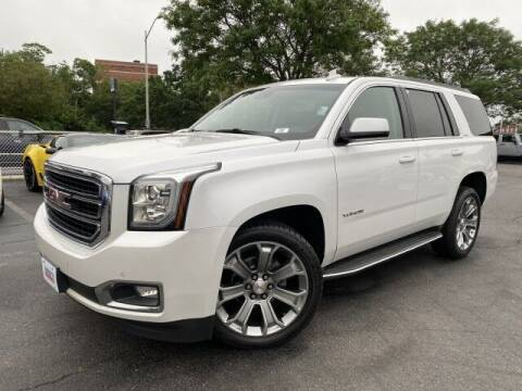 2016 GMC Yukon for sale at Sonias Auto Sales in Worcester MA