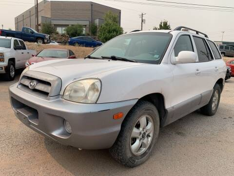 2005 Hyundai Santa Fe for sale at Car Works in Saint George UT