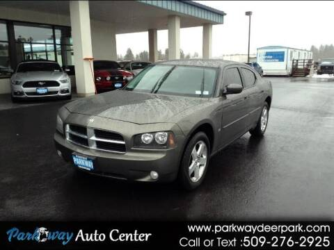 2010 Dodge Charger for sale at PARKWAY AUTO CENTER AND RV in Deer Park WA