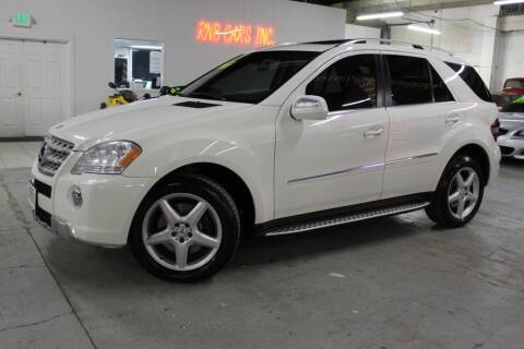 2009 Mercedes-Benz M-Class for sale at R n B Cars Inc. in Denver CO