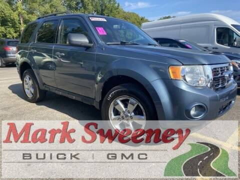 2011 Ford Escape for sale at Mark Sweeney Buick GMC in Cincinnati OH