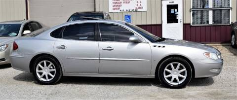 2006 Buick LaCrosse for sale at PINNACLE ROAD AUTOMOTIVE LLC in Moraine OH