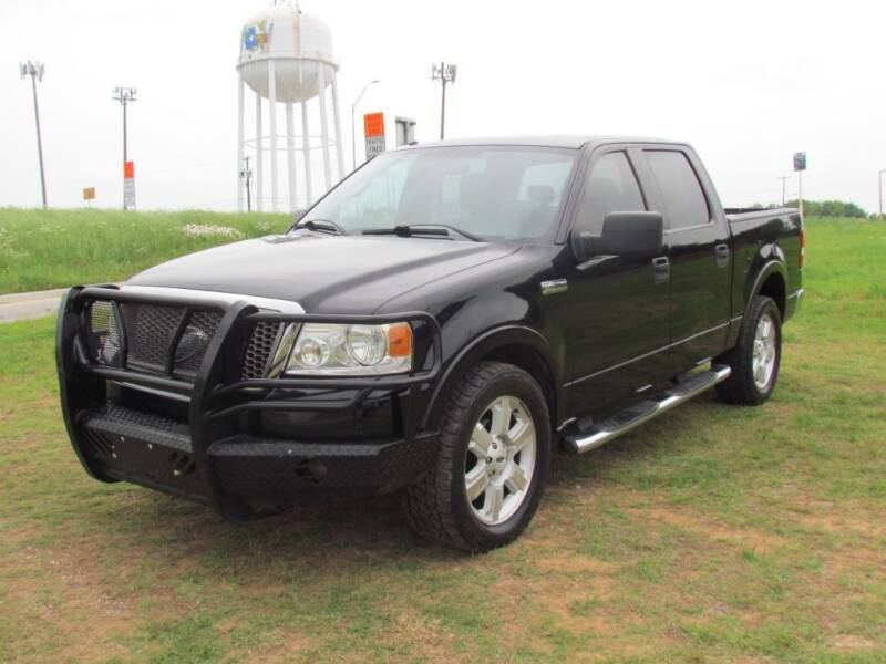 2008 Ford F-150 for sale at Brannan Auto Sales in Gainesville TX
