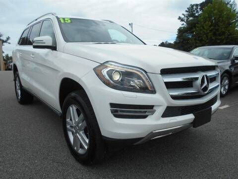 2015 Mercedes-Benz GL-Class for sale at AutoStar Norcross in Norcross GA