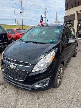 2013 Chevrolet Spark for sale at Luxury Unlimited Auto Sales Inc. in Trevose PA