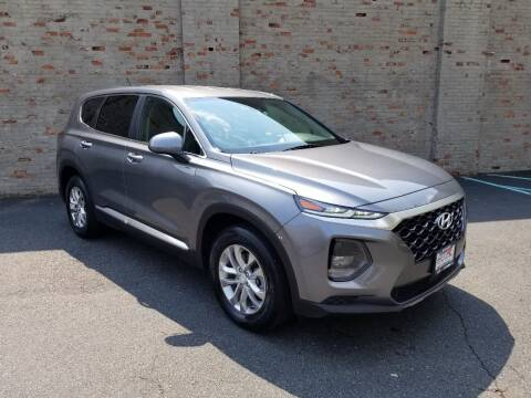 2019 Hyundai Santa Fe for sale at GTR Auto Solutions in Newark NJ