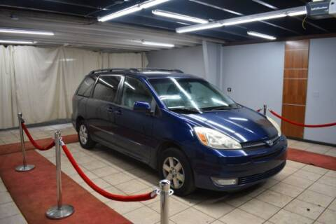 2005 Toyota Sienna for sale at Adams Auto Group Inc. in Charlotte NC
