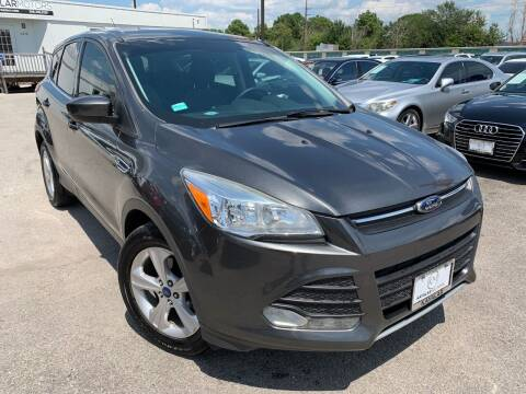 2016 Ford Escape for sale at KAYALAR MOTORS in Houston TX