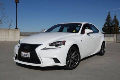 2016 Lexus IS 350 for sale at BAY AREA CAR SALES in San Jose CA