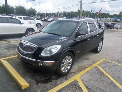 2010 Buick Enclave for sale at ORANGE PARK AUTO in Jacksonville FL