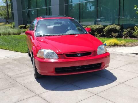 1996 Honda Civic for sale at Top Motors in San Jose CA