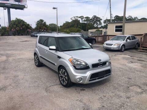 2012 Kia Soul for sale at Friendly Finance Auto Sales in Port Richey FL