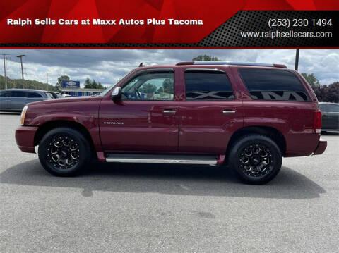 2006 Cadillac Escalade for sale at Ralph Sells Cars at Maxx Autos Plus Tacoma in Tacoma WA