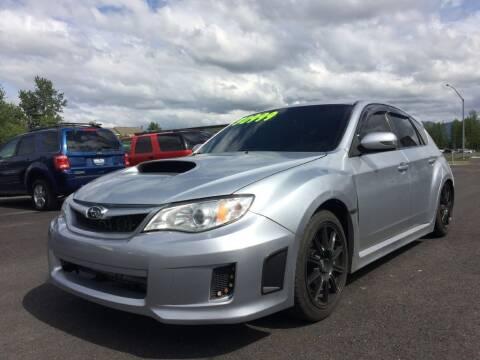 2014 Subaru Impreza for sale at Delta Car Connection LLC in Anchorage AK