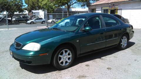 2000 Mercury Sable for sale at Larry's Auto Sales Inc. in Fresno CA