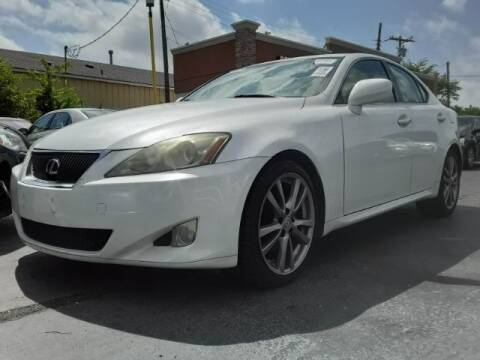 2008 Lexus IS 250 for sale at Auto Plaza in Irving TX
