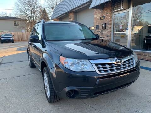 2013 Subaru Forester for sale at LOT 51 AUTO SALES in Madison WI